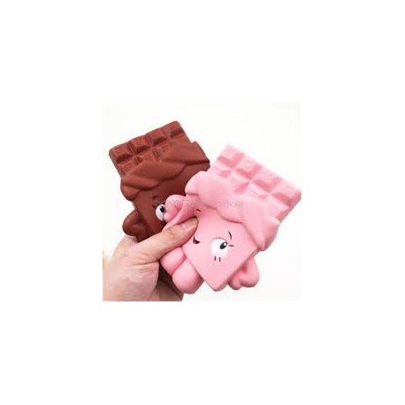 Squishy kawaii chocolat rose - ANTI STRESS