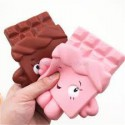 Squishy kawaii chocolat rose - ANTI STRESS