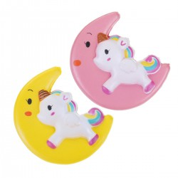 Squishy kawaii licorne lune - ANTI STRESS