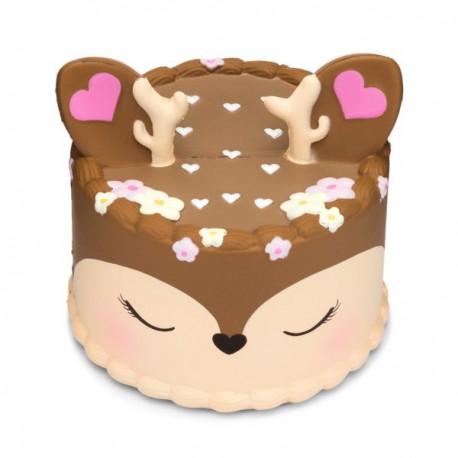 Squishy kawaii gâteau bambi - ANTI STRESS
