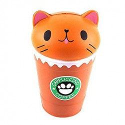 Squishy kawaii cappucino - ANTI STRESS
