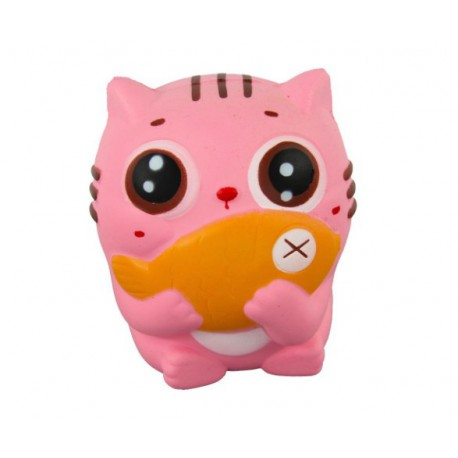 Squishy kawaii cat fish - ANTI STRESS
