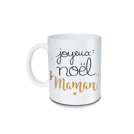 Mug Joyeux Noël maman