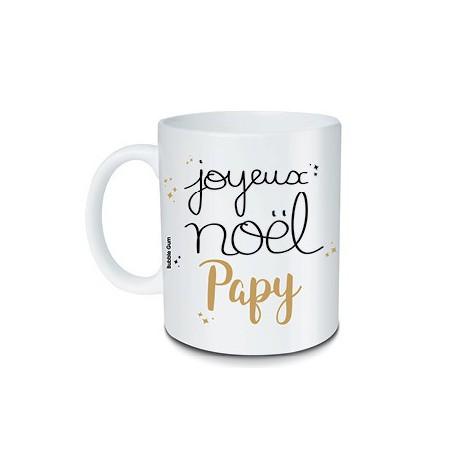 Mug Joyeux Noël papy