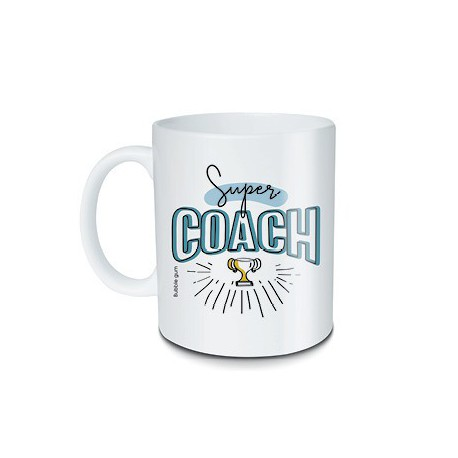 Mug Super coach