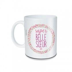 Mug Super belle-soeur