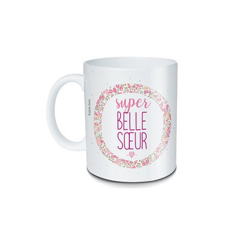 Mug Super belle-soeur