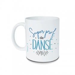 Mug Super prof de danse