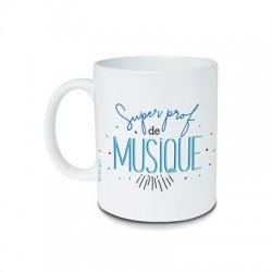 Mug Super prof de Musique