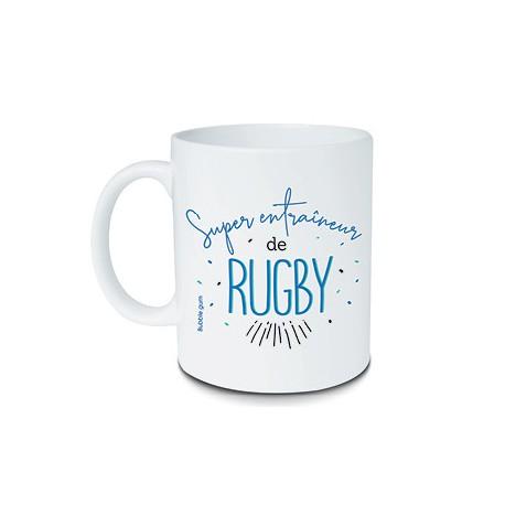 Mug Super entraîneur de Rugby