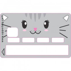 Sticker CB kawaii - chat