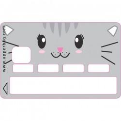 Sticker CB kawaii - chat