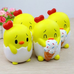 Squishy kawaii poussin - ANTI STRESS