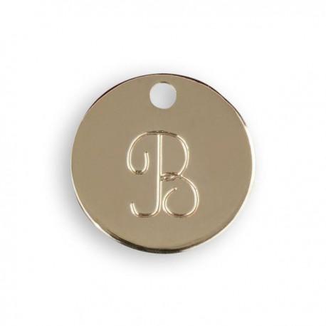 Médaille gravée - Le bijou de MIMI
