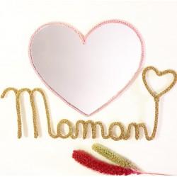 Maman en tricotin