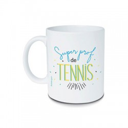 Mug Super prof de tennis