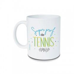 Mug Super prof de tennis