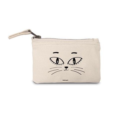 Porte-monnaie – Yeux chat