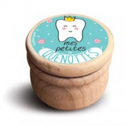 Boîte à dents – Mes petites quenottes