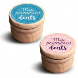 Boîte à dents – Mes premières dents