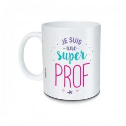 Mug Je suis une super prof