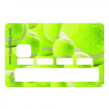 Sticker CB Balles de tennis