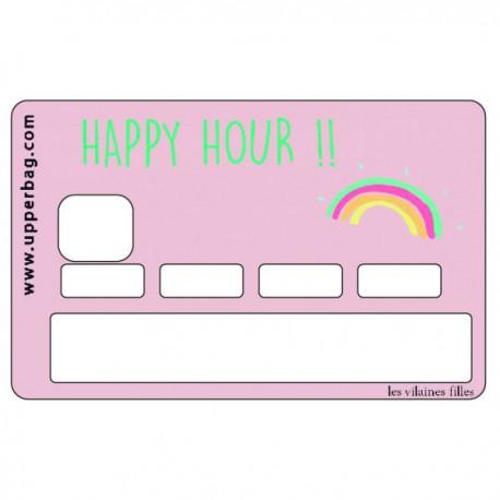 Sticker CB Happy hour