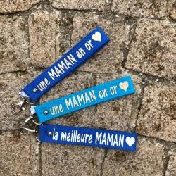 Porte clés - Super Maman