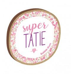 Magnet personnalisé Super Tatie