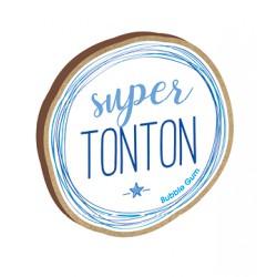 Magnet personnalisé Super Tonton