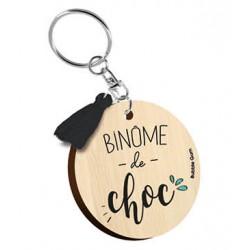 Porte-clés Binôme de choc
