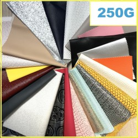 Chutes de tissus simili cuir - 250g