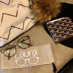 Etui à lunettes à personnaliser
