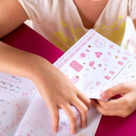 Kdo ado fille Kit carnet de l'amitié