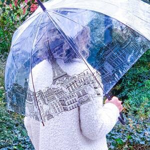 // IL PLEUT // mais nous on aime ça 🌧 ☔️ 🌧 ☔️ . Sortez couvert . . . .#pluie #pluie☔️ #parapluie #moodcewek #conceptstoreparis #sylvetteengoguette #clamart