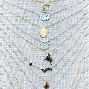 //BIJOUX ENFANTS// De nouveau chez Sylvette. J'ai enfin trouvé les petits colliers pour enfants. Tout plein de motifs tendre sympa rigolo et y'en a même pour les petites ados. 18€ Envie de commander Passer un MP . . . #sylvetteengoguette #bijouxenfants #colliersfantaisie #bijouxcreateurs #collierfantaisie #petitsprix #conceptstore #instacats #instabijou #mignonnerie #shopping